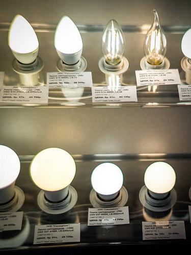 Светодиодные лампы для люстр и встраиваемых светильников замена ламп накаливания
