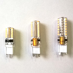 светодиодные лампы UNIEL с цоколем G9