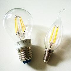 светодиодные лампы LED-Filament UNIEL