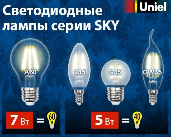 Для светодиодных ламп